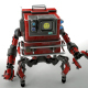 Robot GSG1 - 3DOcean Item for Sale