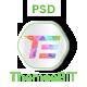 Themeebit - Multipurpose Portfolio PSD Template - ThemeForest Item for Sale