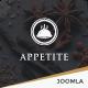 Appetite - Restaurant / Food Service Joomla Template - ThemeForest Item for Sale