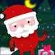 Santa Logo - Christmas Wishes - VideoHive Item for Sale
