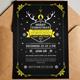 Christmas Invitation Card - GraphicRiver Item for Sale