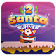 Santa Runner 2 - Buildbox 2.2.9 Game Template + Android Eclipse Project Template Included - CodeCanyon Item for Sale