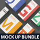 Box Mockup Bundle 2 - GraphicRiver Item for Sale