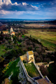 A medieval monastery in Provence. - PhotoDune Item for Sale