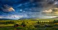 Sunset in Rondane National Park - PhotoDune Item for Sale