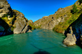 The Kawarau River near Queenstown, New Zealand - PhotoDune Item for Sale