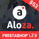 Aloza - Creative Responsive PrestaShop 1.7 Fashion Theme - ThemeForest Item for Sale