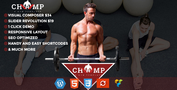 Champ WordPress Theme