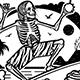 Skeleton Surfer Logo Templates - GraphicRiver Item for Sale