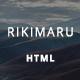 Rikimaru - Multipurpose HTML Template - ThemeForest Item for Sale