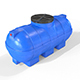 Water Tank - 3DOcean Item for Sale