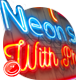 Neon Sign Kit With Photo Motion - VideoHive Item for Sale