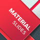 Material PowerPoint Presentation Template - GraphicRiver Item for Sale