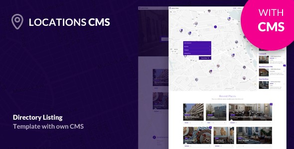 Find a Place - Cms Directory Php Script Download