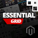 Essential Grid Magento Extension - CodeCanyon Item for Sale