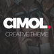 Cimol - Responsive One & Multi Page Portfolio Theme - ThemeForest Item for Sale