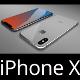iPhone X Blender 3D - 3DOcean Item for Sale