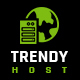 Trendy Host - Responsive Hosting HTML Template - ThemeForest Item for Sale