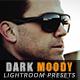 20 Dark Moody Lightroom Presets - GraphicRiver Item for Sale