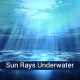 Underwater Sun Rays - VideoHive Item for Sale