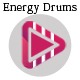 Energy Drums Logo Intro