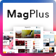 MagPlus - Blog, Magazine Elementor WordPress Theme
