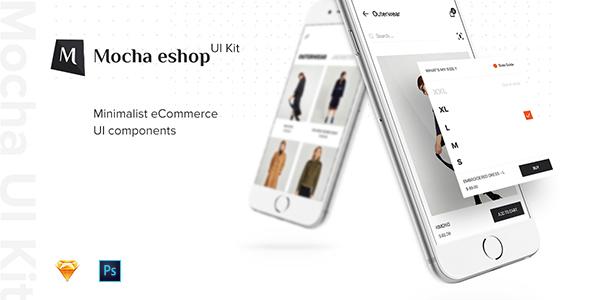 eShop Mobile UI Kit
