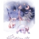 Winter Watercolor Card with Polar Bears - GraphicRiver Item for Sale