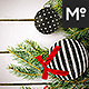 X-mas Ball / Bauble Mock-ups Set - GraphicRiver Item for Sale