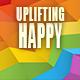 Happy Kids Upbeat Logo