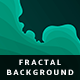 Fractal Abstract Background 1 - GraphicRiver Item for Sale