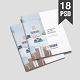 US Letter Brochure Mockup - GraphicRiver Item for Sale