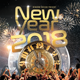 New Year 2018 Flyer - GraphicRiver Item for Sale