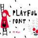 Playful - Display typeface - GraphicRiver Item for Sale