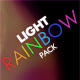 Light Rainbow Pack - VideoHive Item for Sale
