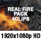 Fire - Real Fire Effect - VideoHive Item for Sale