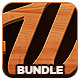 Wood Action & Styles Bundle - GraphicRiver Item for Sale