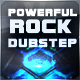 Powerful Action Rock Dubstep - AudioJungle Item for Sale