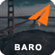 Baro - Multipurpose Responsive Email Template With Online StampReady Builder Access - ThemeForest Item for Sale
