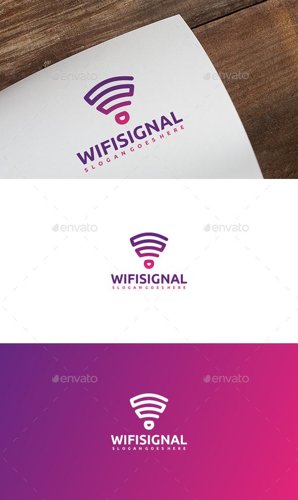 Wireless Signal Logo