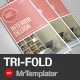 Tri-fold Interior Design - GraphicRiver Item for Sale