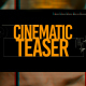 Cinematic Teaser - VideoHive Item for Sale