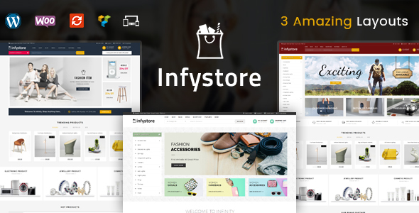 Review: Infystore - Multipurpose WooCommerce Theme free download Review: Infystore - Multipurpose WooCommerce Theme nulled Review: Infystore - Multipurpose WooCommerce Theme