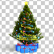 Christmas Tree Element - VideoHive Item for Sale