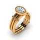 DIamond ring - 3DOcean Item for Sale