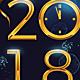 Modern New year Flyer - GraphicRiver Item for Sale