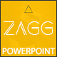 Zagg Annual Report 2017 Powerpoint Template - GraphicRiver Item for Sale