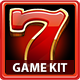 Classic Sevens Slots Game Kit - GraphicRiver Item for Sale