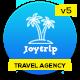 JoyTrip - Travel Agency Website Template - ThemeForest Item for Sale