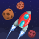 Rocket Space - HTML5 Game - Web & Mobile + AdMob (CAPX, C3p and HTML5) - CodeCanyon Item for Sale